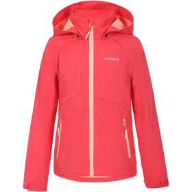 Icepeak Keswick Softshell Jacket Kids, hot pink